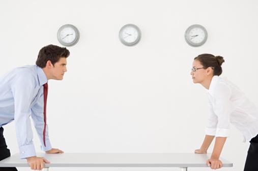 冲突管理——你不可压抑的弹簧