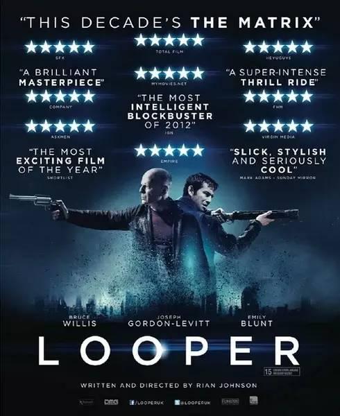 loopers   环形使者 (2012)