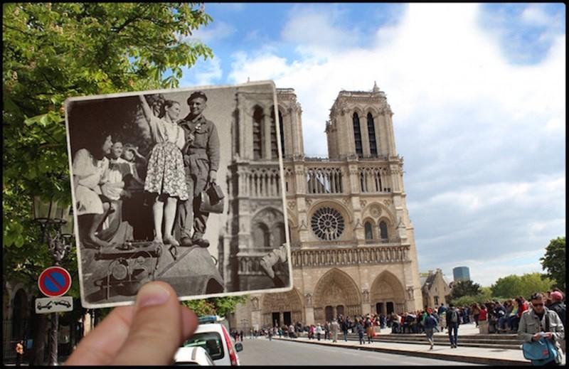 肖尔铁茨投降的消息一在巴黎传开,本来已经欣喜若狂的这个城市就似乎