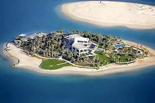 迪拜窮人住的房子分秒ko中國土豪!