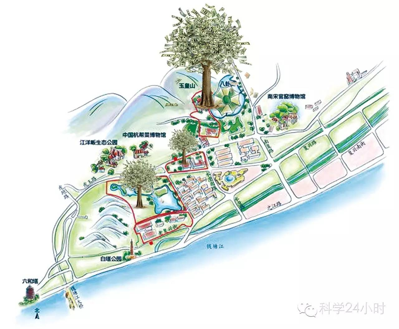 【独家·24小时】玉皇山南,一座基金小镇在生长 : 经理人分享