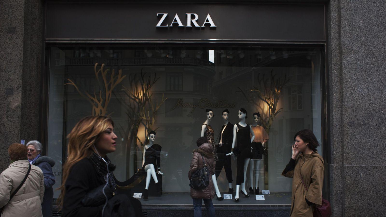 一的快时尚服装品牌zara的创始人阿曼西奥·奥尔特加(amancioortega)