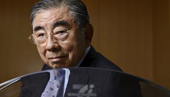 日本 7-11 创始人 铃木敏文