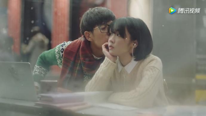 麦当劳《亲吻是喜欢的答案》,情人节暖心上映