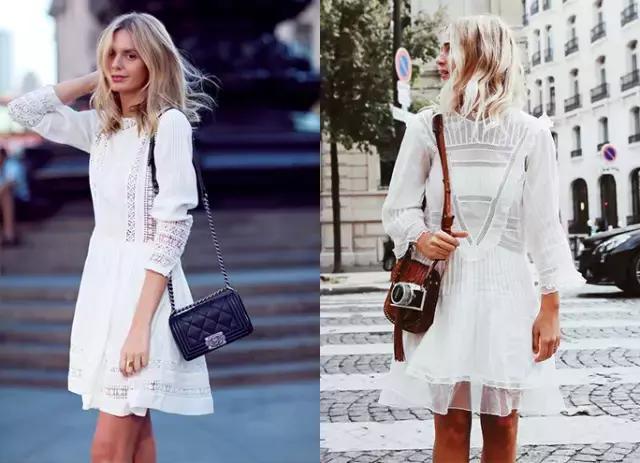 这些超百搭连衣裙随便穿都很美?