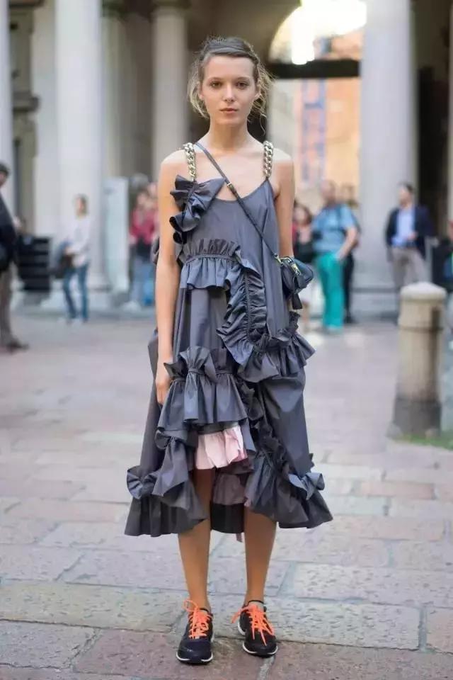 这些裙子好显胖,再没也别穿!
