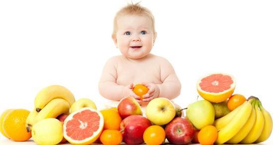 宝宝吃水果要避免这些误区 进食不当有损健康