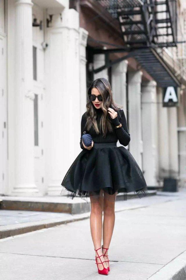 想要纱裙穿出仙气,看这五点来挑就对了
