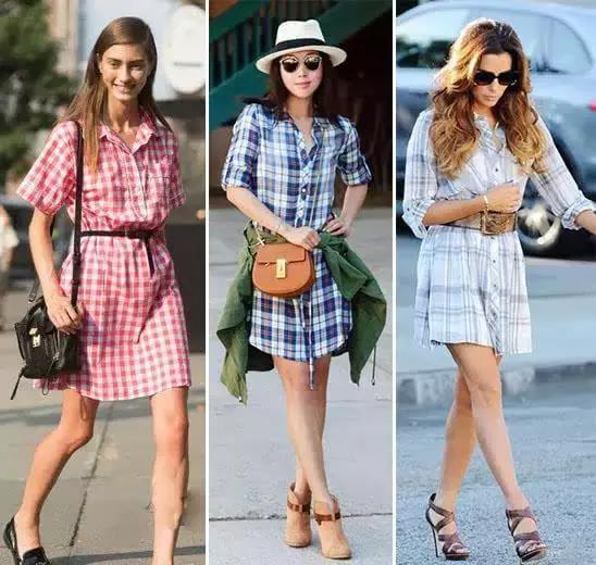 衬衫裙适合哪些人穿?