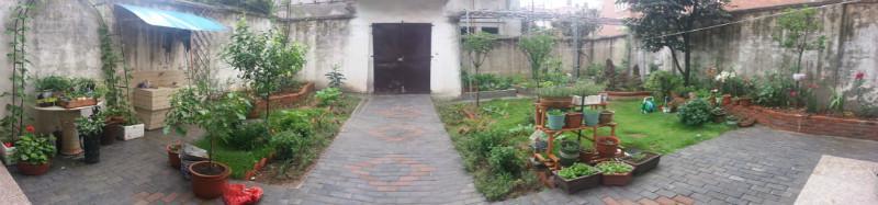 """100平15天""""庭院花园""""改造,满足了,小院是令我神往的地方"""