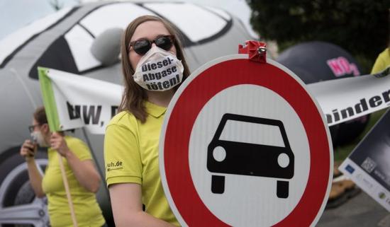 柴油车销量跌13% 德国7月汽车销售总量仍正增长