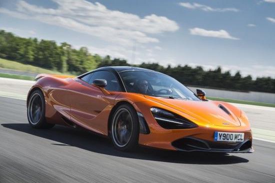 英国豪车销量两年内增29% 超豪车备受青睐
