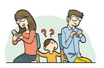 父亲只顾着玩手机 连4岁半儿子走丢了都未察觉