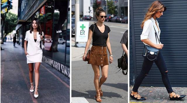 时尚优雅的绑带鞋,你拥有吗?