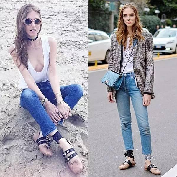 美搭好物 | 今年最时髦的绑带鞋你都认识吗?