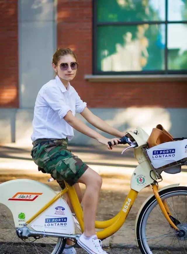 衬衫+短裤,让你美翻一整个夏天!
