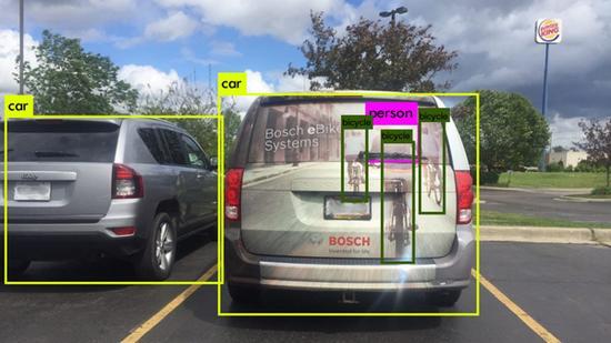 一张图读懂为什么自动驾驶汽车要装备各式传感器