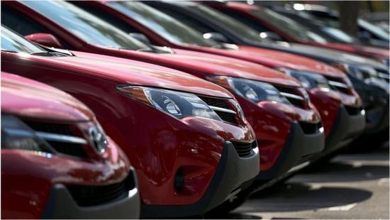 美国7月汽车销量持续下滑 车企业绩普遍不佳