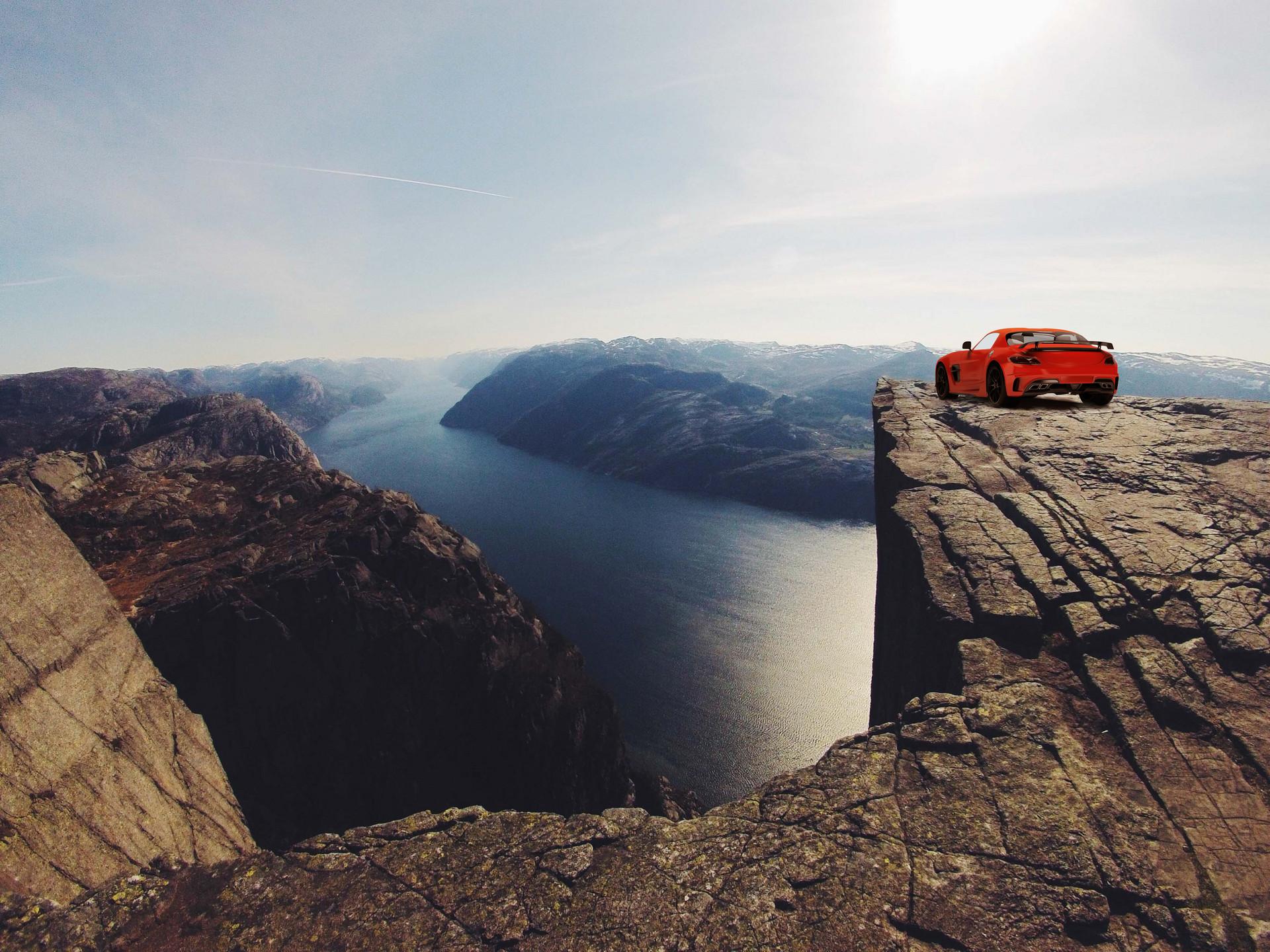 悬崖上的造车梦