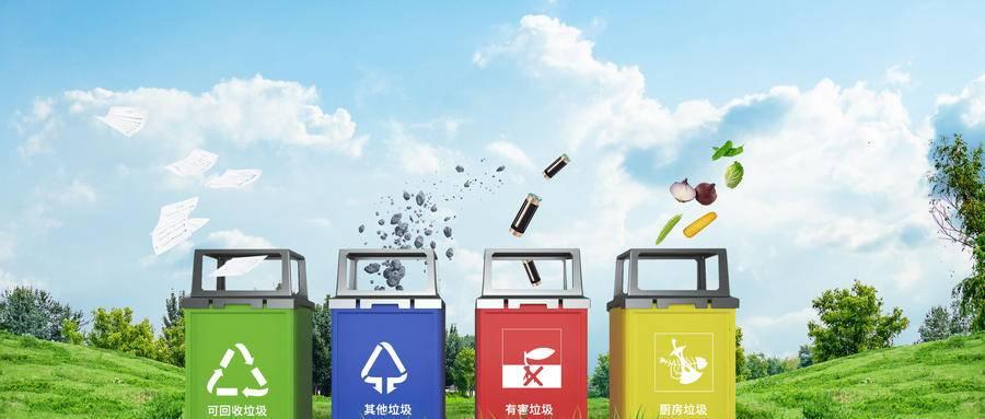 AI智能分类,垃圾粉碎机几度脱销:垃圾分类还能分出多少新商机